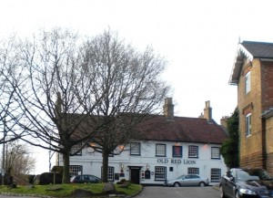 Old Red Lion Public House