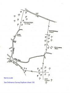 Walk 3 Duncombe Wood  Rammamere Heath
